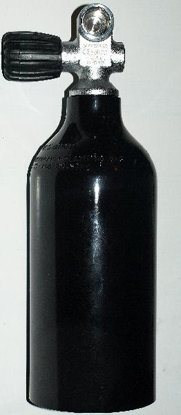 Argoncylinder 1 l