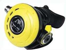 Apeks ATX40 yellow