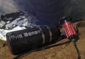 The Beast videolight