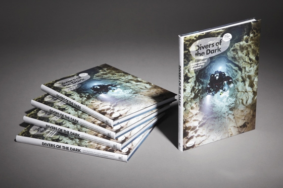 Divers of The Dark-book