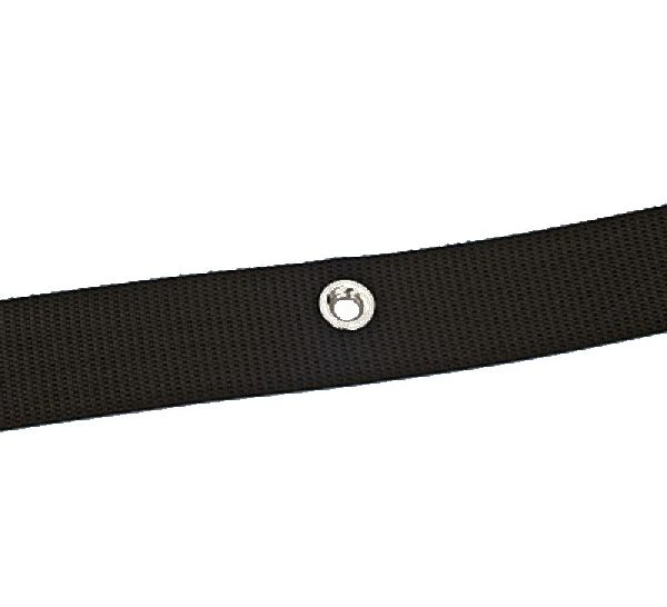 Strap for backplate